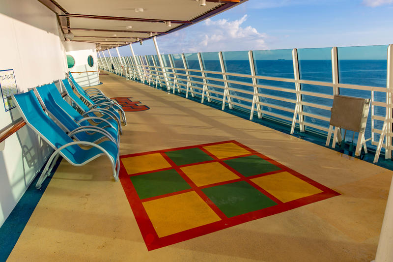 Games on Mariner of the Seas
