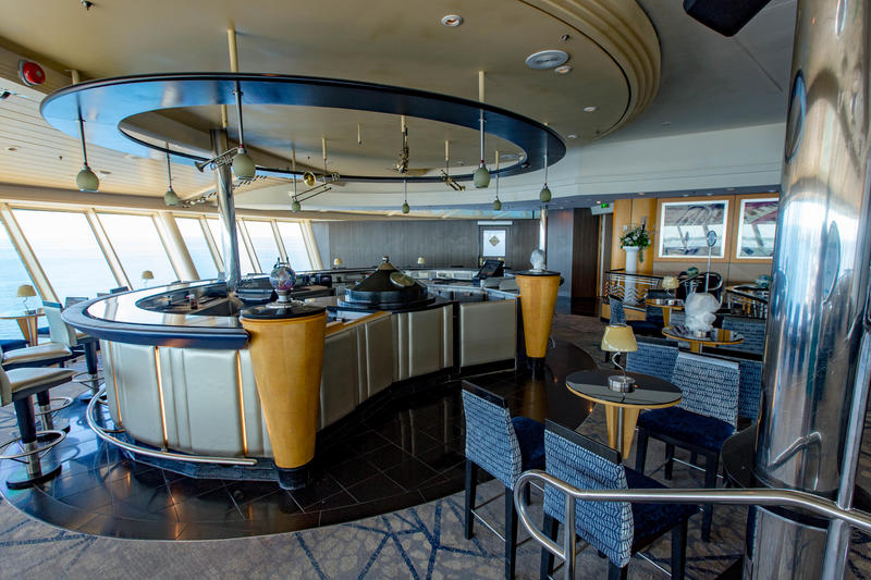 Ellington's Jazz Lounge on Mariner of the Seas
