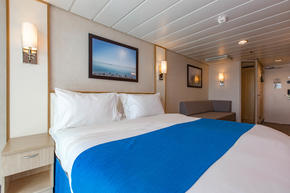 Panoramic Ocean-View Cabin