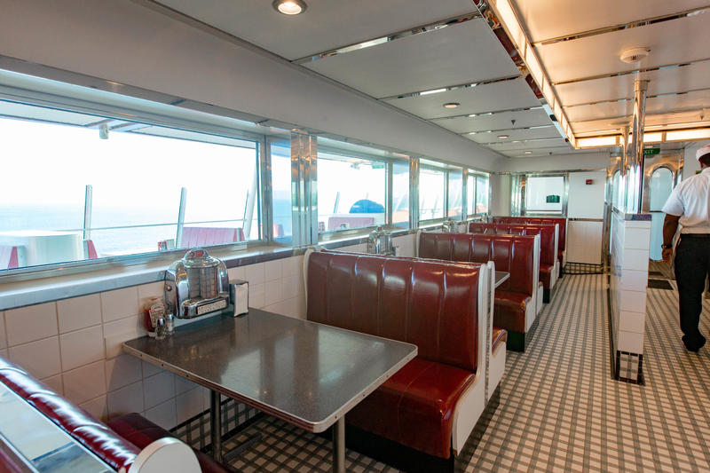 Johnny Rockets on Mariner of the Seas