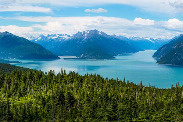 Haines, Alaska (Photo: Megan Barnum/Shutterstock)