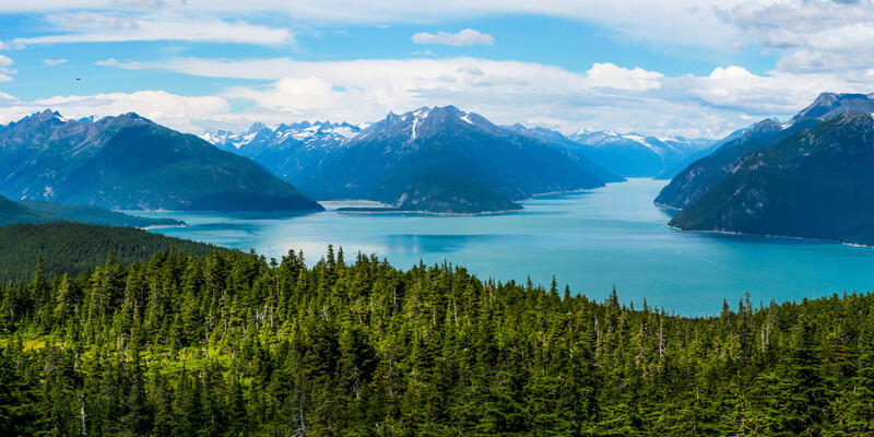 Alaska (Photo: Megan Barnum/Shutterstock)