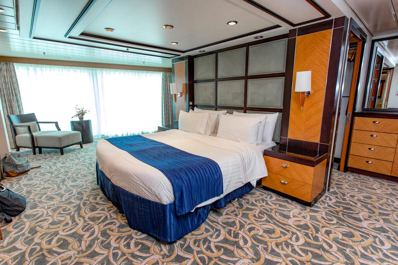 The Royal Suite on Independence of the Seas