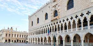 Doge Palace, Venice Italy (Photo: andersphoto/Shutterstock)