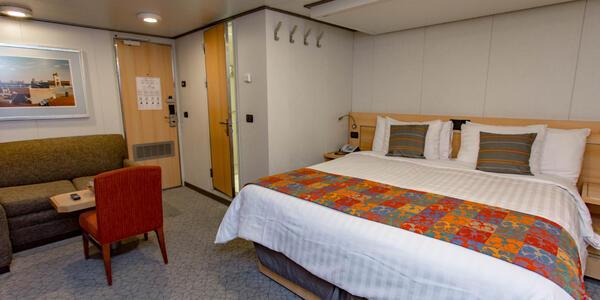 The Large Interior Cabin on Eurodam