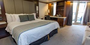 The Signature Suite on Eurodam (Photo: Cruise Critic)