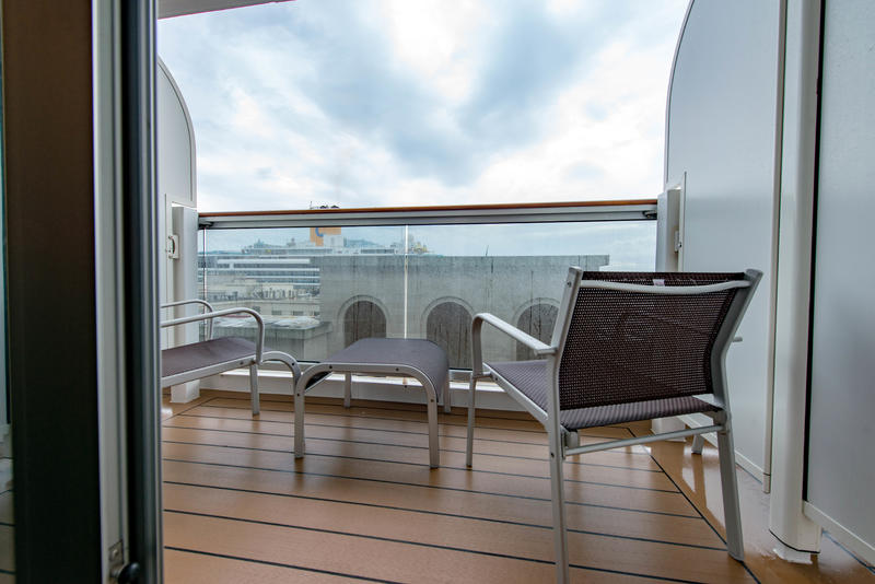 Balcony Cabin on MSC Seaview Cruise Ship - Cruise Critic