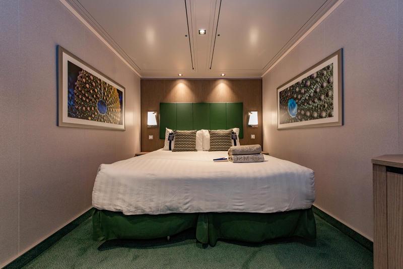 Inside Cabin on MSC Seaview Cruise Ship - Cruise Critic