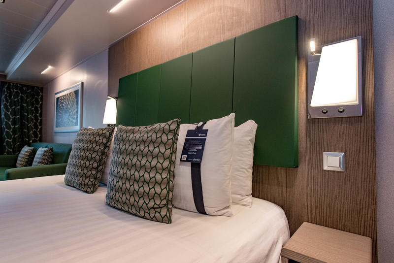 Ocean-View Cabin on MSC Seaview Cruise Ship - Cruise Critic