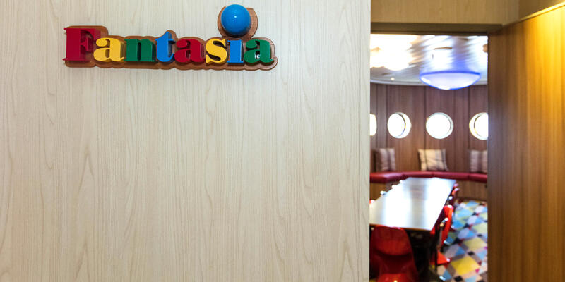 Fantasia Children's Playroom on Crystal Symphony (Photo: Cruise Critic)