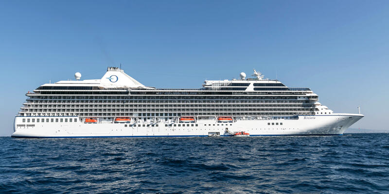 Oceania Riviera (Photo: Cruise Critic)