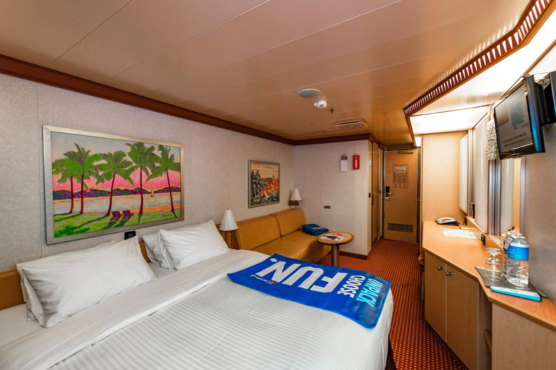 The Balcony Cabin on Carnival Dream