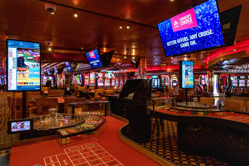 Carnival cruise dream casino mystic lake casino penn and teller