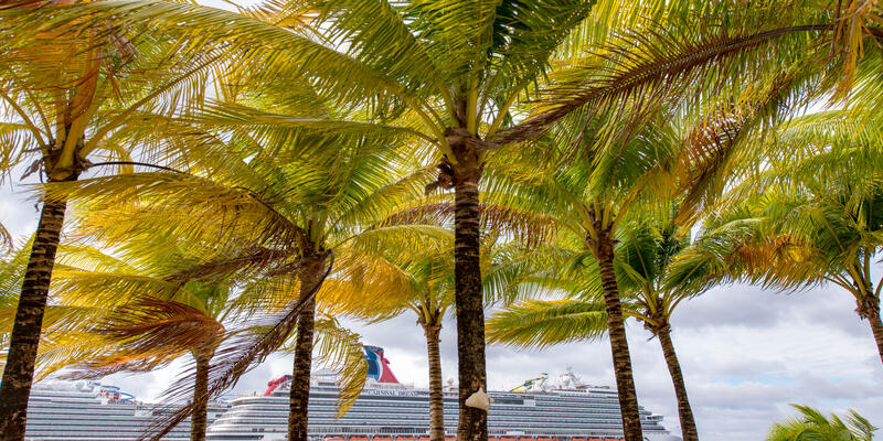 Carnival Dream in Cozumel (Photo: Cruise Critic)