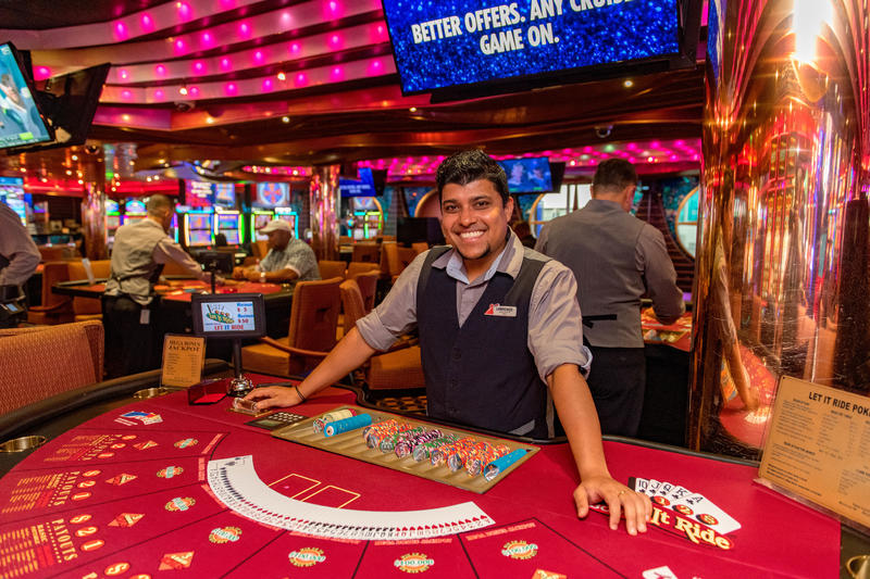 Casino on Carnival Dream