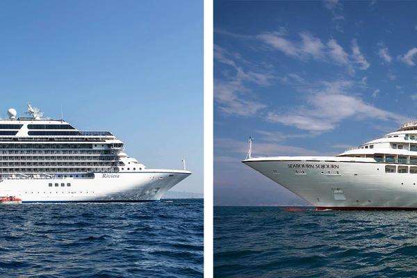 Oceania vs. Seabourn Cruises (Photo: Cruise Critic & Seabourn)