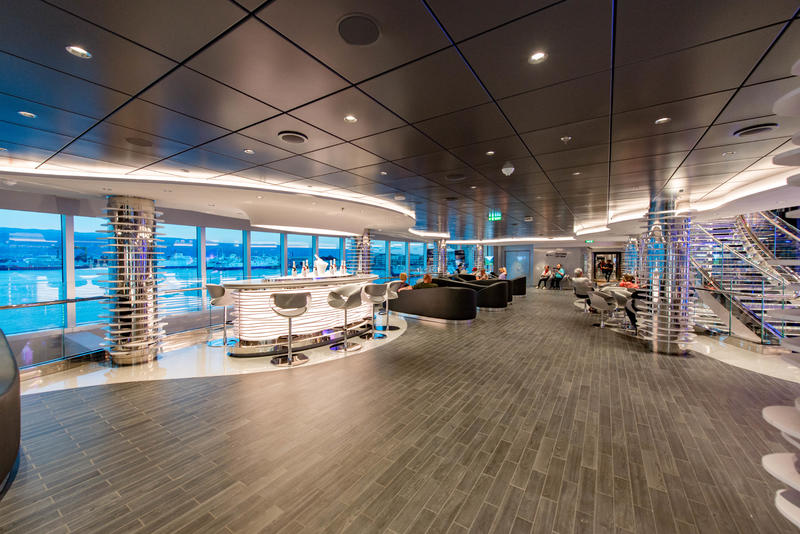 Champagne Bar on MSC Seaview Cruise Ship - Cruise Critic