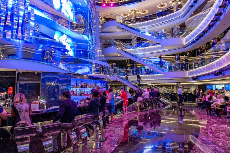 Seaside Bar on MSC Seaview Cruise Ship - Cruise Critic