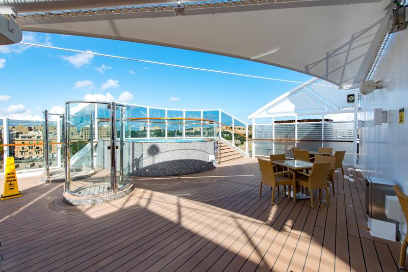 Aurea Bar on MSC Seaview Cruise Ship - Cruise Critic