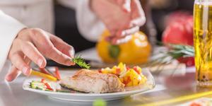 Chef Preparing a Cod Fillet (Photo: Jack Frog/Shutterstock)