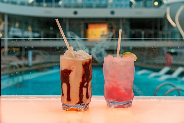Pool Bar on Celebrity Edge
