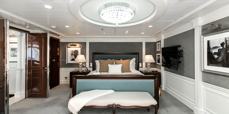 The Owner's Suite on Riviera (Photo: Cruise Critic)