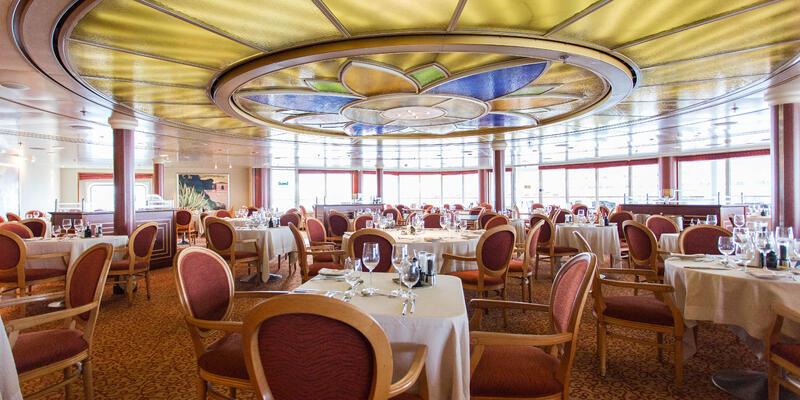 La Terrazza on Silver Whisper (Photo: Cruise Critic)