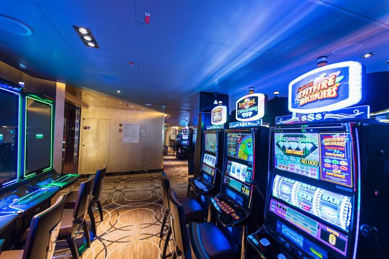 Holland Casino Stage