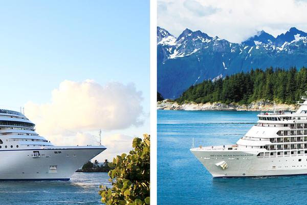 Oceania vs. Regent Seven Seas Cruises (Photo: Oceania & Regent)