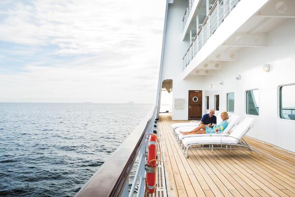 Best Luxury Cruise Lines for Couples (Photo: Regent Seven Seas Cruises)