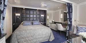 Seven Seas Explorer Concierge Suite (Photo: Regent Seven Seas Cruises)