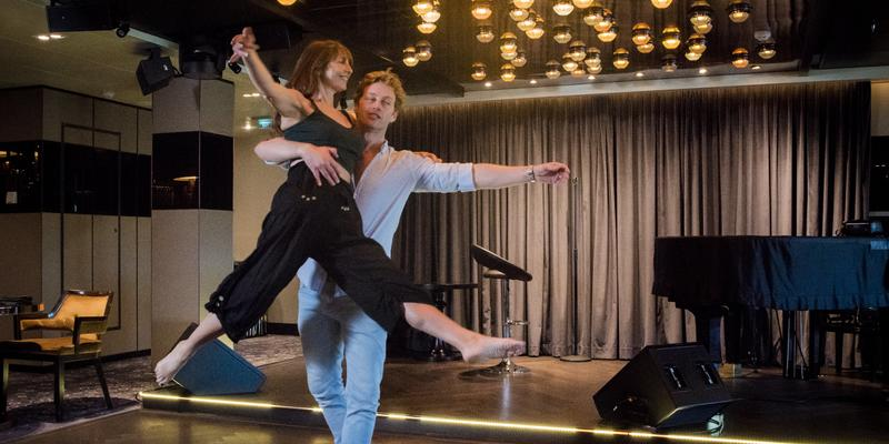 JStrictly Come Dancing on Britannia (Photo: Jo Kessel)