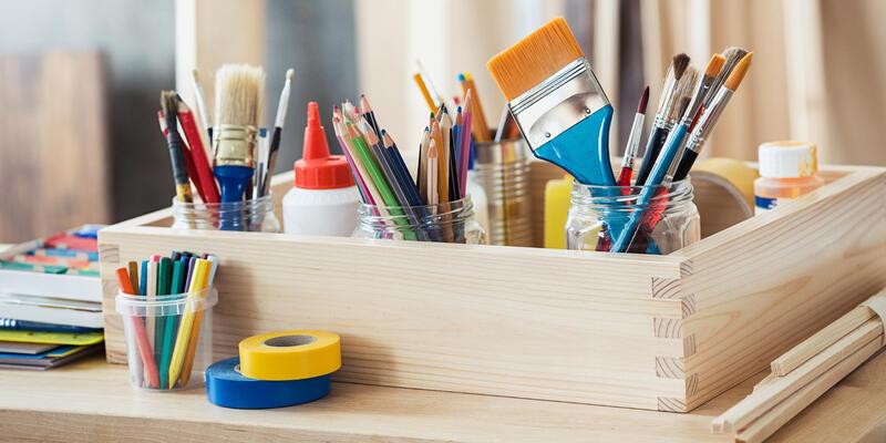 Arts & Crafts (Photo: donatas1205/Shutterstock)