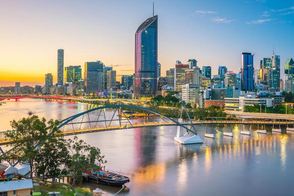 Brisbane, Australia (Photo: f11photo/Shutterstock)