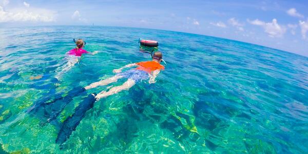 Snorkeling in Key West (Photo: Inspired By Maps/Shutterstock)