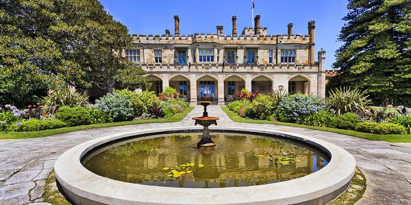 Photograph of the Royal Botanical Garden of Sydney, Australia - Photography by Taras Vyshnya via Shutterstock