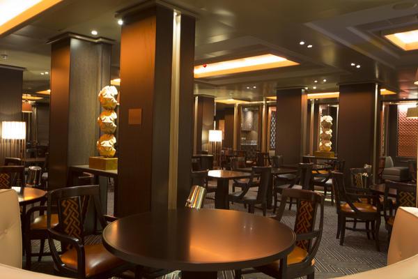 Sindhu Restaurant (Photo: P&O Cruises)