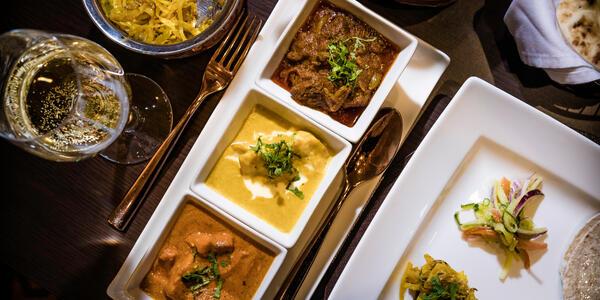 Sindhu's Various Dining Options (Photo: P&O Cruises)