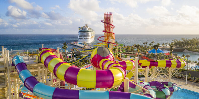 CocoCay's Thrill Waterpark (Photo: Royal Caribbean Intenational)