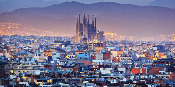 Barcelona (Photo: Kanuman/Shutterstock)