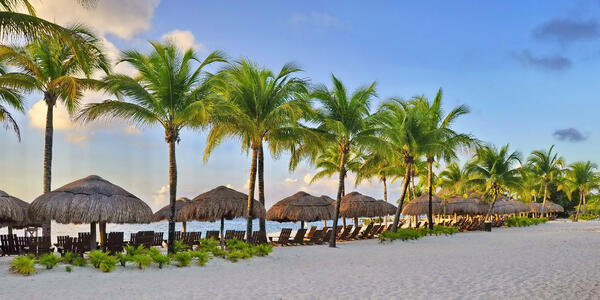 Beach in Chankanaab Park, Cozumel, Mexico (Photo: Nenad Basic/Shutterstock)