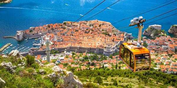 Mount Srd, Dalmatia, Croatia (Photo: canadastock/Shutterstock)