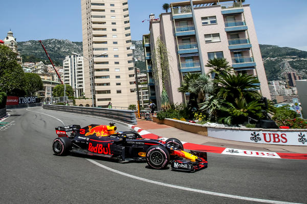 Photograph: Monte-Carlo, Monaco. 27/05/2018. Grand Prix of Monaco. F1 World Championship 2018. Daniel Ricciardo, Red Bull, winner of Monaco Grand Prix. - Photo credit: cristiano barni / Shutterstock.com