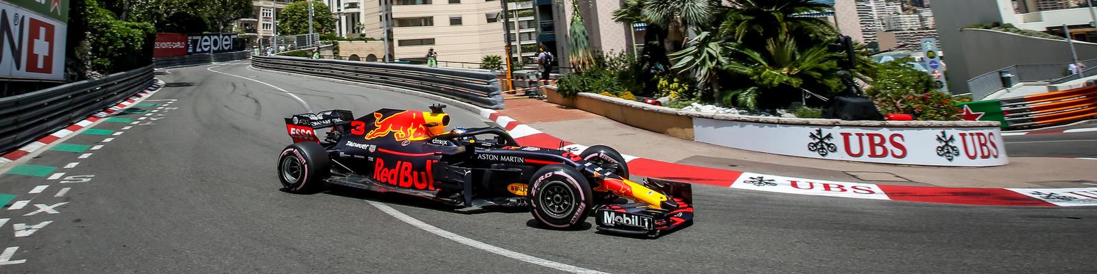Photograph: Monte-Carlo, Monaco. 27/05/2018. Grand Prix of Monaco. F1 World Championship 2018. Daniel Ricciardo, Red Bull, winner of Monaco Grand Prix. - Photo credit: cristiano barni / Shutterstock.com