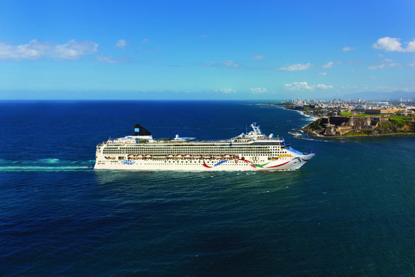 Norwegian Dawn (Photo: Norwegian Cruise Line)