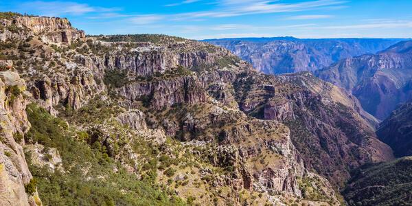 Sierra Madre Occidental, Chihuahua, Mexico (Photo: jejim/Shutterstock)