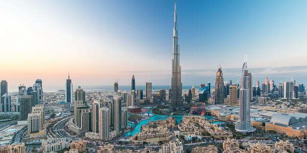 The Burj Khalifa, Dubai, UAE (Photo: Kirill Neiezhmakov/Shutterstock)