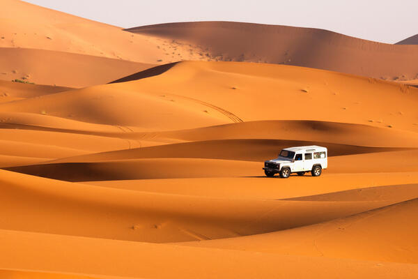 Best Cruise Ports for Jeep Tours and Excursions (Photo: Yongyut Kumsri/Shutterstock)