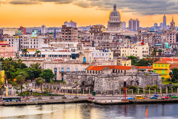 Havana, Cuba (Photo: Sean Pavone/Shutterstock)