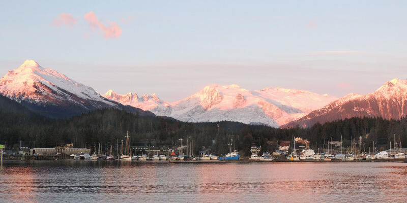 Auke Bay, Alaska (Photo: Susan Borsch/Shutterstock)